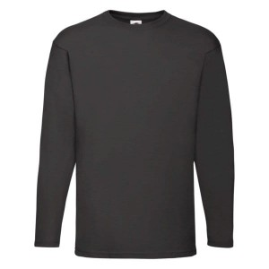 FRUIT OF THE LOOM LONG SLEEVE T